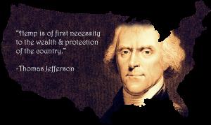 Thomas Jefferson & Hemp